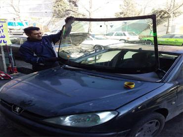 دودی کردن شیشه ماشین