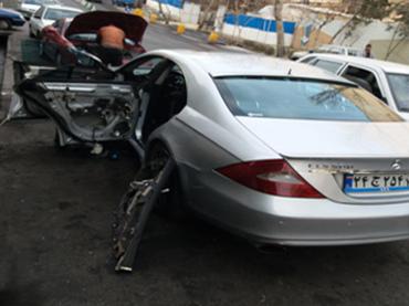 قفل و شیشه اتومبیل